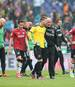 Hannover 96 kassiert beim Debüt von Michael Frontzeck bereits die 15. Saisonpleite