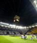 Die Fans von Eintracht Frankfurt sorgten für einen stimmungsvollen Rahmen gegen Lazio Rom