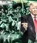 Philadelpha Eagles wollen nicht zu Donald Trump