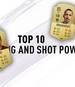 Ab und an muss der Ball mit Gewalt ins Netz. Hierfür ist ein starker Schusswert wichtig. SPORT1 präsentiert die Top 10 der stärksten Spieler in FIFA 19