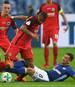 Kevin-Prince Boateng verletzte sich gegen Schalke
