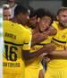 Borussia Dortmund steht in der zweiten Runde des DFB-Pokals