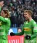 Jannik Vestergaard (l.) und Christoph Kramer melden sich für das Mainz-Spiel fit