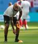 Thierry Henry war bei der WM Co-Trainer der belgischen Nationalmannschaft