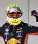 Max Verstappen feiert seinen zweiten Sieg in Österreich und seinen sechsten GP-Sieg insgesamt