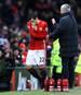 Henrikh Mkhitaryan wechselte von Manchester United zum FC Arsenal