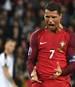 Cristiano Ronaldo verschoss gegen Österreich einen Elfmeter