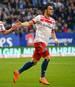 Filip Kostic (r.) wechselt vom Hamburger SV nach Frankfurt