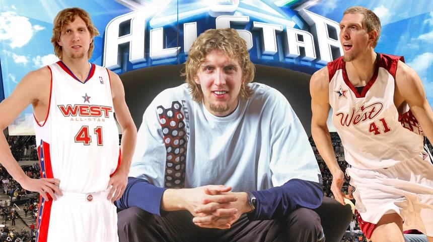 Dirk Nowitzki fährt zum All-Star Game nach New York