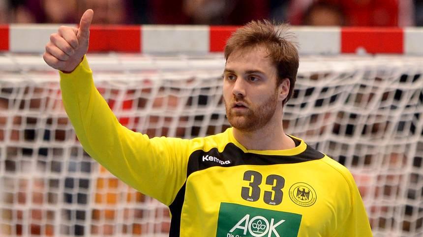 Torhüter Andreas Wolff wechselte von Wetzlar zum THW Kiel