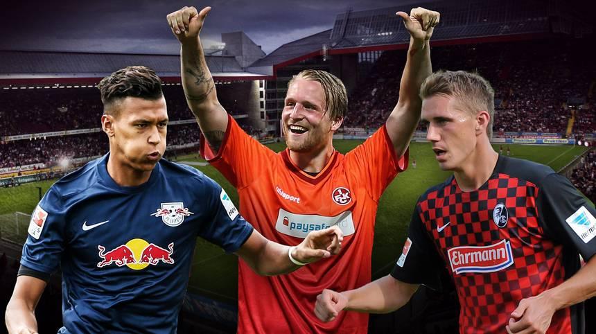 In ihrer 42. Saison geizt die erstklassige Zweite Liga nicht mit Qualität. SPORT1 stellt die Stars der neuen Spielzeit vor. Mit dabei: Nationalspieler, Identifikationsfiguren und Europa-League-Helden
