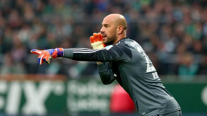 20. Platz Pepe Reina (FC Bayern), Weiße Westen: 2